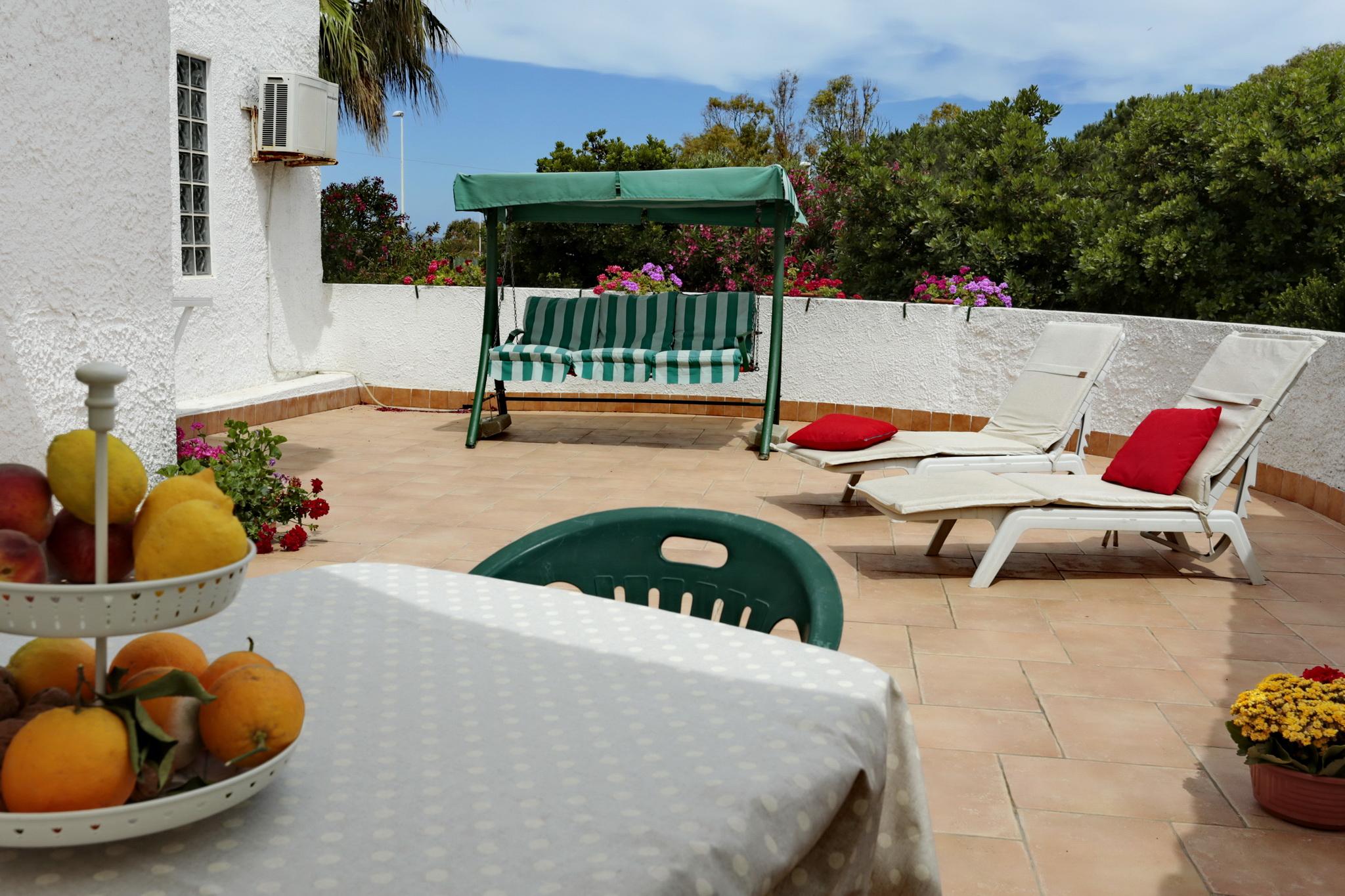 Suite con grande terrazza (4)